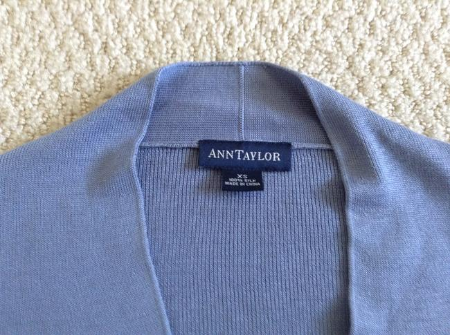 Ann Taylor Very Clean; Color Chic Cardigan
