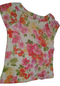 Rafaella Flowers T Shirt