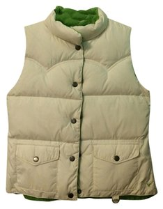 American Eagle Outfitters Green Warm Vest