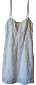 Tommy Bahama short dress white on Tradesy
