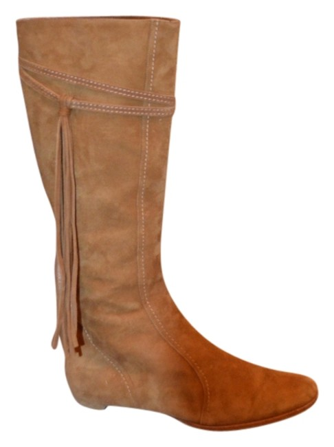 Item - Camel Lulu Boots/Booties Size US 8