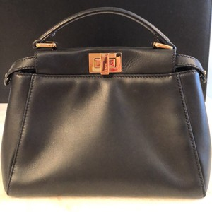 Fendi Peekaboo Cross Body Bag