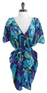 Trina Turk short dress Silk on Tradesy