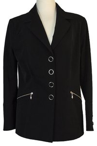 Escada Size 12 black Jacket