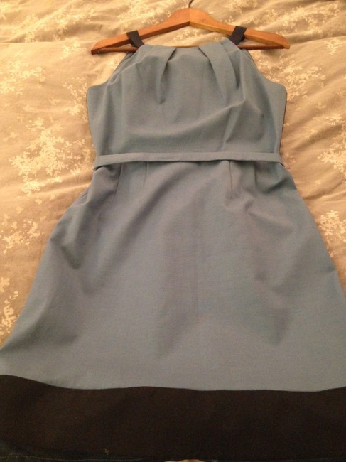 Tahari short dress Colorblock/Muli-colored on Tradesy