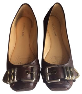Gianni Bini Brown Flats