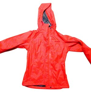 Colombia Sportswear Rain Jacket Waterproof Hood Jacket
