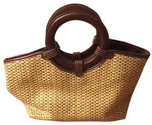 Croft & Barrow Tote in Tan/brown