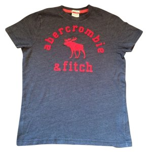 abercrombie kids T Shirt Blue