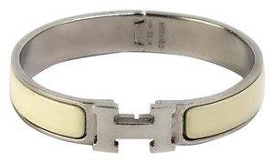 Hermès Authentic Hermes Clic H Bracelet PM