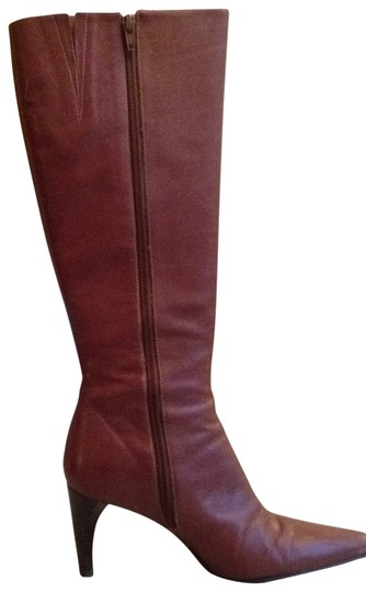 Preload https://item2.tradesy.com/images/amanda-smith-rust-christie-style-leather-zipper-bootsbooties-size-us-7-140446-0-0.jpg?width=440&height=440