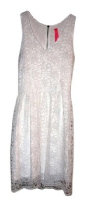Preload https://img-static.tradesy.com/item/140448/eight-sixty-white-lace-above-knee-short-casual-dress-size-2-xs-0-0-650-650.jpg