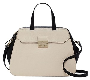 Kate Spade Large Flap Convertible Color-blocking Alice Street Adriana Shoulder Bag