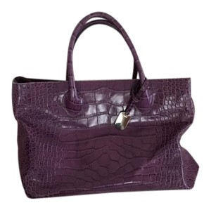 Furla Tote in Purple