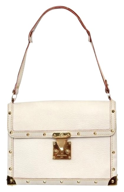 Louis Vuitton Le Talenrueux Mini Suhali Lv Cream Hobo Bag Louis Vuitton Le Talenrueux Mini Suhali Lv Cream Hobo Bag Image 1