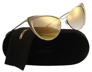 Tom Ford NEW Tom Ford Sunglasses TF 304 Gold 28G Nastasya 56mm