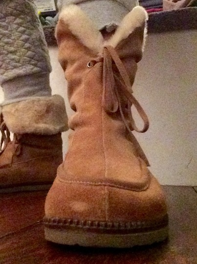 Michael Kors Beige/brown Boots