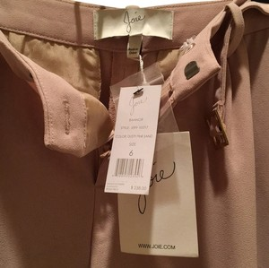 Joie Straight Pants Dusty Pink Sand / Blush