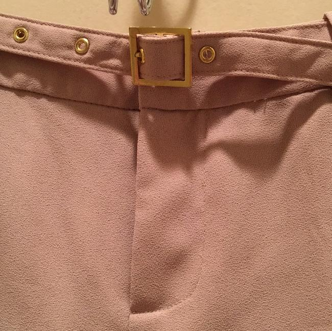 Joie Straight Pants Dusty Pink Sand / Blush Image 1
