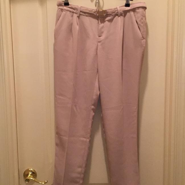 Joie Straight Pants Dusty Pink Sand / Blush Image 2