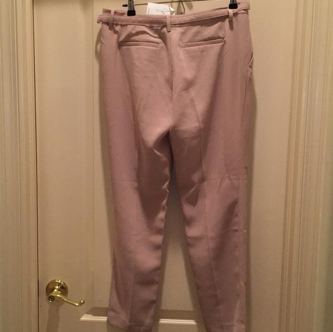 Joie Straight Pants Dusty Pink Sand / Blush Image 3