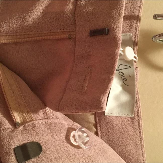Joie Straight Pants Dusty Pink Sand / Blush Image 4
