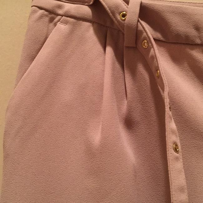 Joie Straight Pants Dusty Pink Sand / Blush Image 7