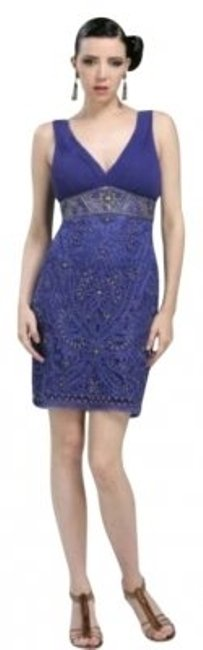Preload https://item5.tradesy.com/images/sue-wong-sapphire-beaded-above-knee-night-out-dress-size-12-l-140514-0-0.jpg?width=400&height=650