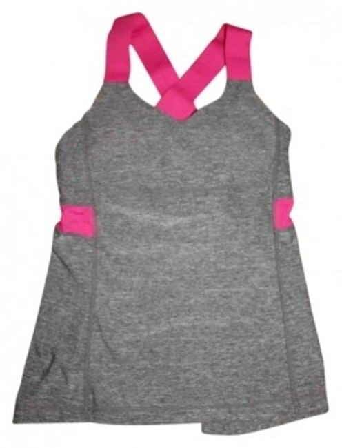 Preload https://img-static.tradesy.com/item/140521/lululemon-gray-and-hot-pink-activewear-top-size-6-s-28-0-0-650-650.jpg
