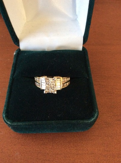 Other 1.35ct Diamond Engagement Ring In 14k Gold