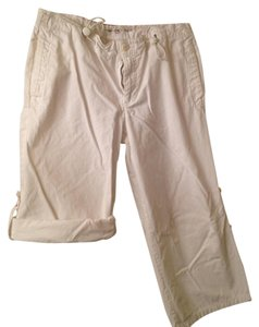 Tommy Hilfiger Convertible Capris White