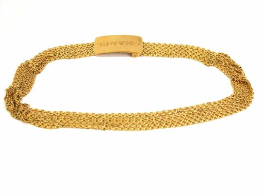 Chanel Chanel Gold Plated Link Chain Classic Belt