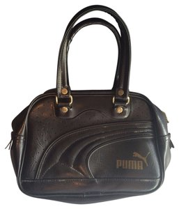 Puma Satchel in Black