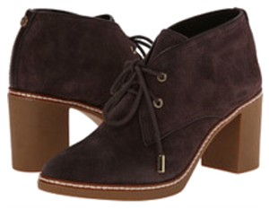 Tory Burch Hoots Brown Boots