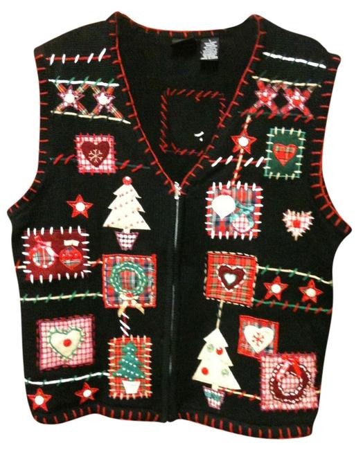 Preload https://img-static.tradesy.com/item/1405419/erika-black-multi-ugly-tacky-adorable-christmas-by-l-perfect-for-that-party-vest-size-14-l-0-0-650-650.jpg