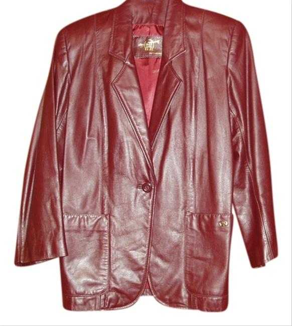 Preload https://img-static.tradesy.com/item/1405437/etienne-aigner-burgundy-coat-jacket-mint-blazer-size-8-m-0-0-650-650.jpg