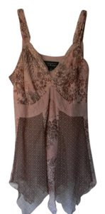 separates by new york city design Floral Flowy Lace Trim Top Multi