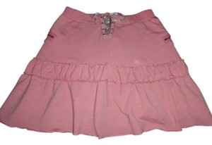 JLo Vintage Size Large Womens Size Large Size 14 Mini Skirt pink
