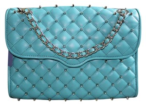 Rebecca Minkoff Studded Quilted Convertible New With Tags Shoulder Bag