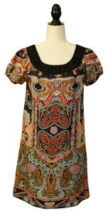Anthropologie short dress Patterned on Tradesy