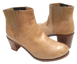 Wolverine Taupe Boots