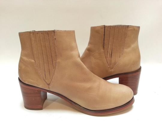 Wolverine Taupe Boots Image 1