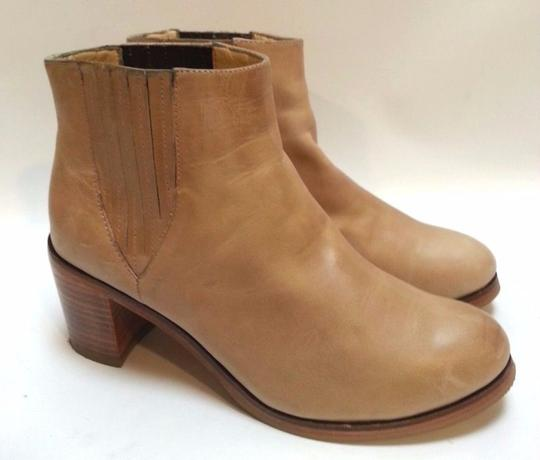 Wolverine Taupe Boots Image 2