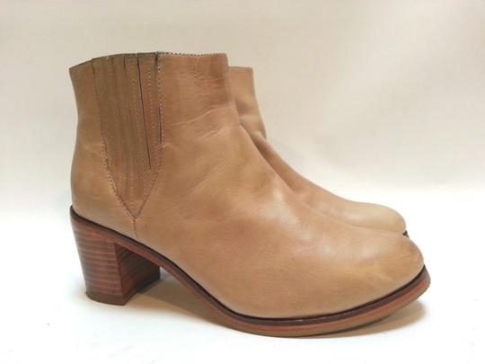 Wolverine Taupe Boots Image 3