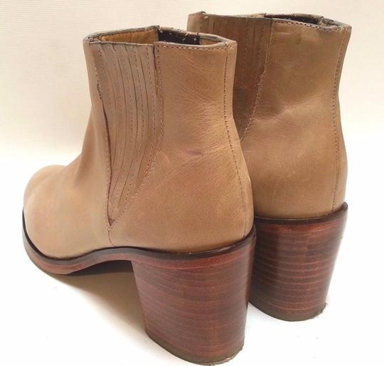 Wolverine Taupe Boots Image 4