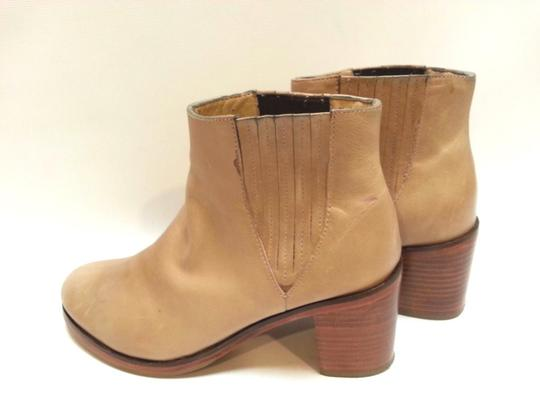 Wolverine Taupe Boots Image 5