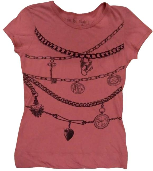 Preload https://item5.tradesy.com/images/urban-outfitters-pink-tee-shirt-size-8-m-140564-0-0.jpg?width=400&height=650
