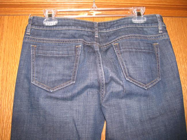 Banana Republic Straight Leg Jeans-Dark Rinse Image 3