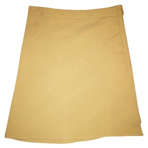CoSTUME NATIONAL Skirt Khaki