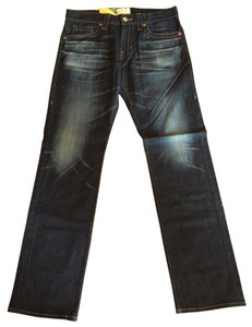 Big Star Slim Pants Straight Leg Jeans-Medium Wash